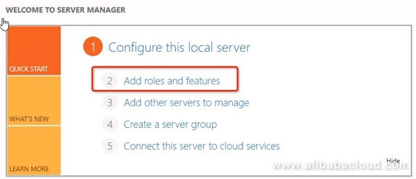 How to Install and Configure the Windows Server Failover