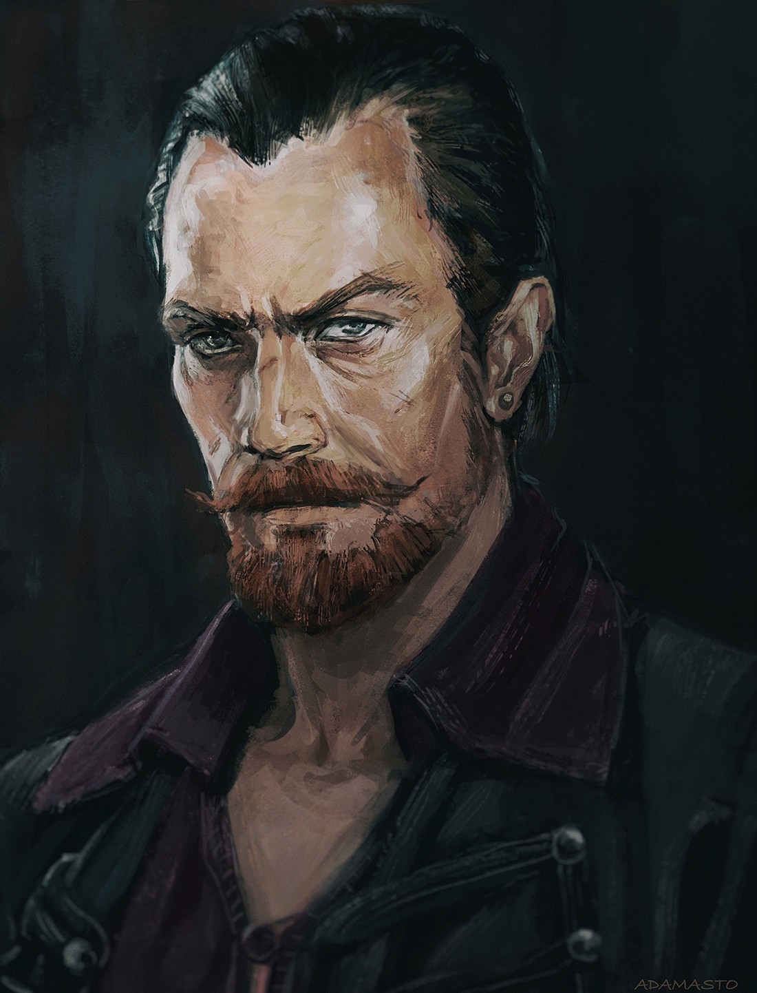 Captain's List — Captain Flint #1881