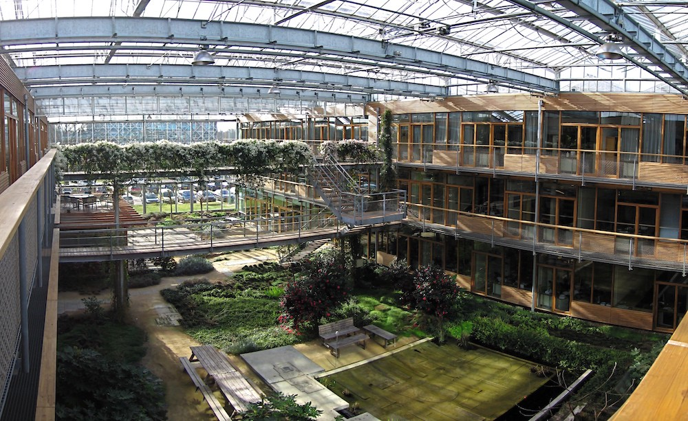 building your own diy rooftop greenhouse is hard nyu local rh nyulocal com greenhouse roof sheets greenhouse roof blinds
