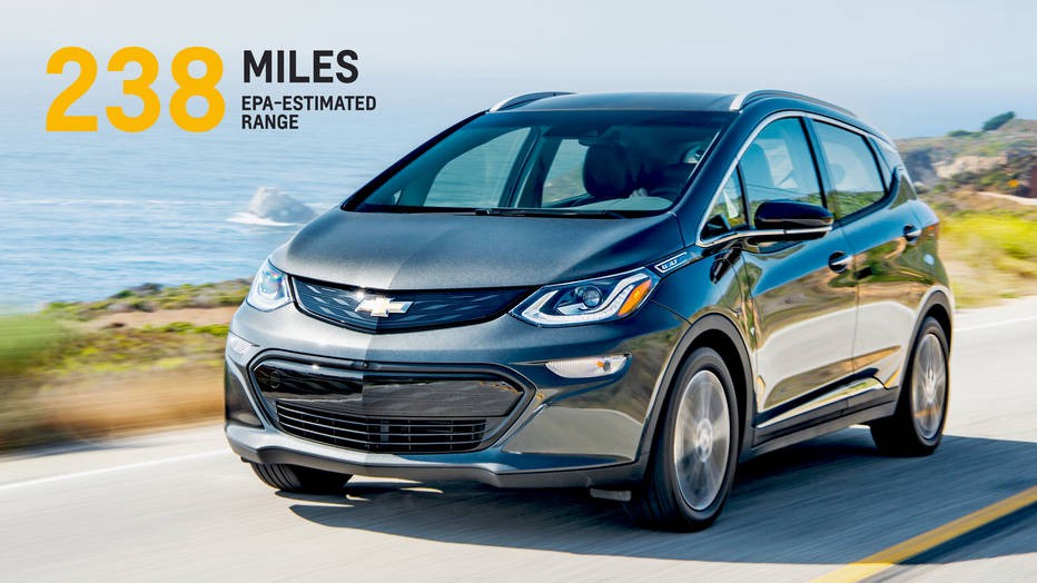 Chevy Bolt Photo By Gm
