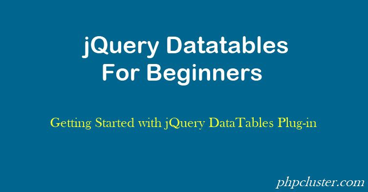 Jquery Tutorial Pdf With Examples