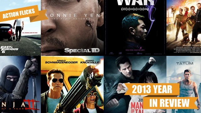 Year In Review: The 13 Best Action Movies of 2013 – Film ...