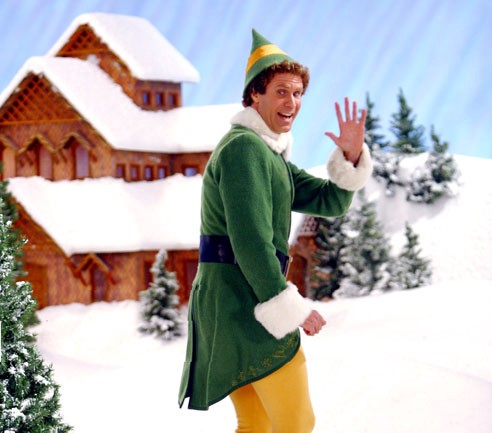 Great Character Buddy Elf Go Into The Story