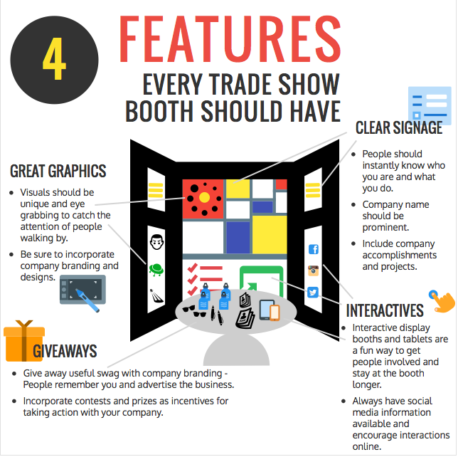 ways to make your trade show booth stand out westwind design group