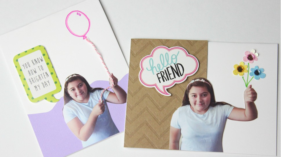 The little things diy greeting cards amy poehlers smart girls as smart girls we want to make the world a better place but sometimes it can be overwhelming to look around and see how much there is to do and it could m4hsunfo