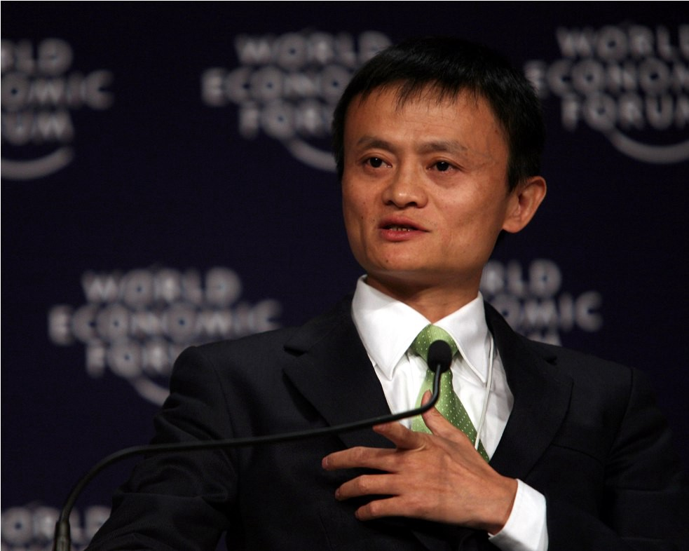 Skinny Man From China Is Now The 30th Most Powerful Person In The