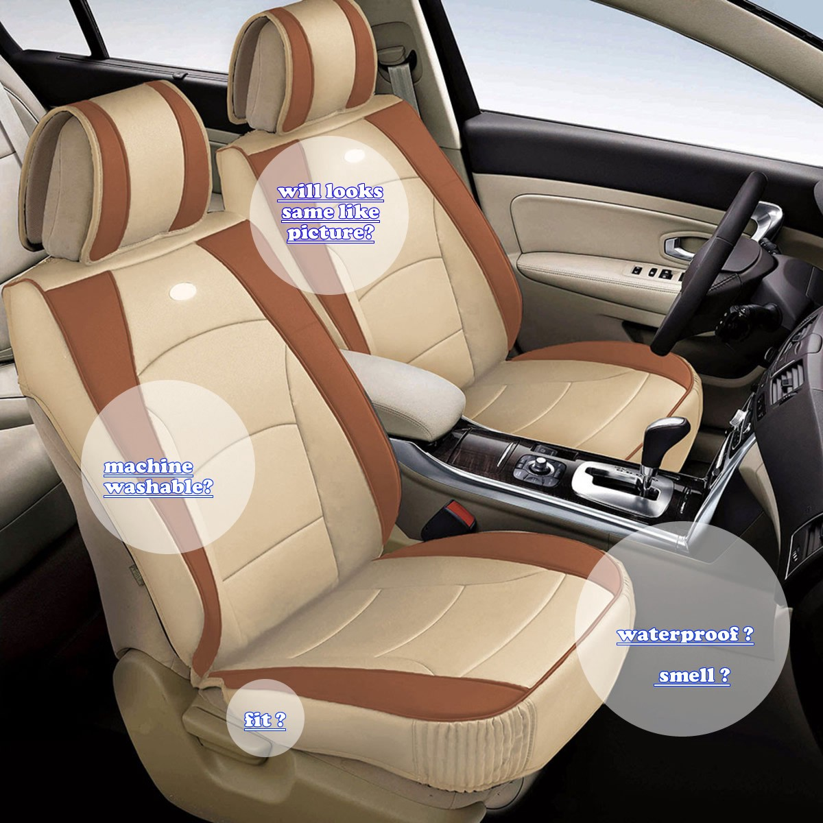 About CAR SEAT COVER Price You Will Get What You Paid