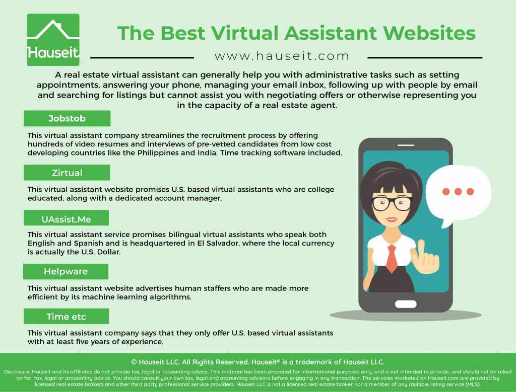 Why Hire A Real Estate Virtual Assistant