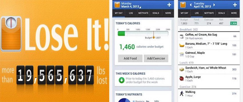 Top 5 Android Apps For Weight Loss Calorie Counter And Diet Plan