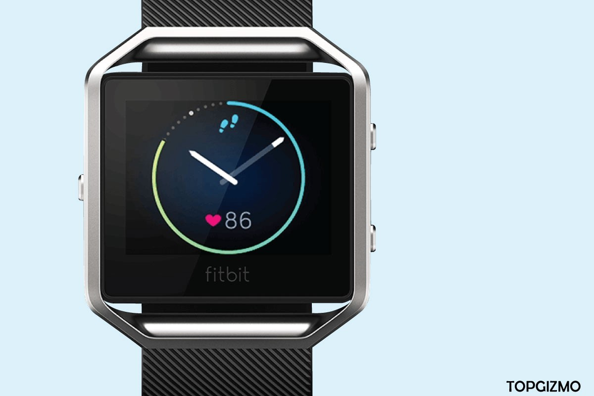 Fitbit Blaze Review – Alisha – Medium