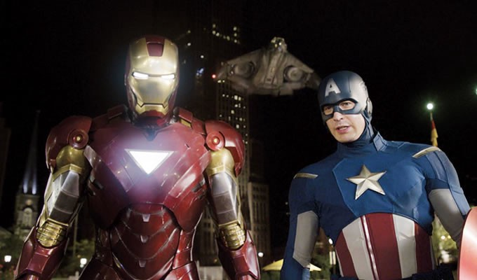The Complicated Friendship Of Steve Rogers And Tony Stark