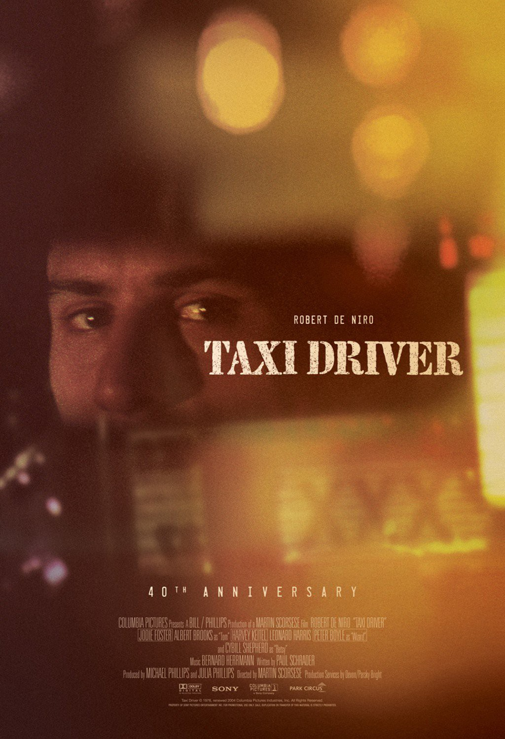 taxi driver 1976 40 years later a look back at martin scorsese s classic. Black Bedroom Furniture Sets. Home Design Ideas