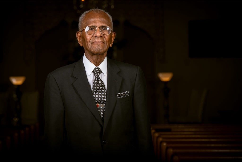 "In Memoriam: John P. Franklin, Sr. ""A solid foundation to stand on."""