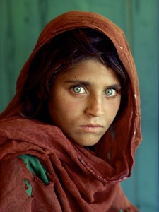 Source: National Geographic @ Steve McCurry