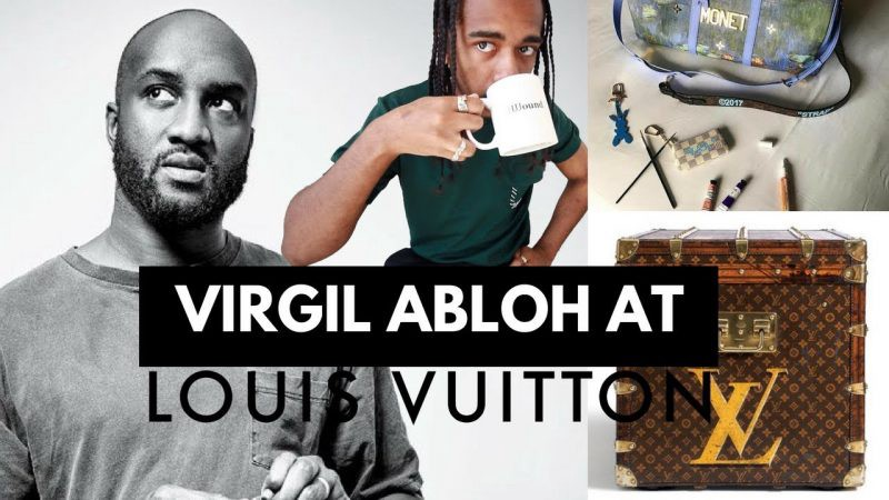 189d5590d1b5 Louis Vuitton announced earlier this week it is bringing on Virgil Abloh as  the new artistic director of menswear and that his first show for the  fashion ...