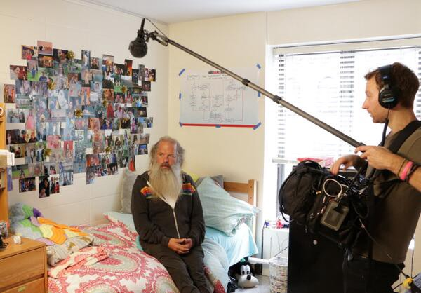 Over Three Decades Have Passed Since Rick Rubin Enrolled At NYU, Meaning  His Dorm Room In Weinstein, Where He Founded Def Jam Recordings, Has  Undergone ... Part 12