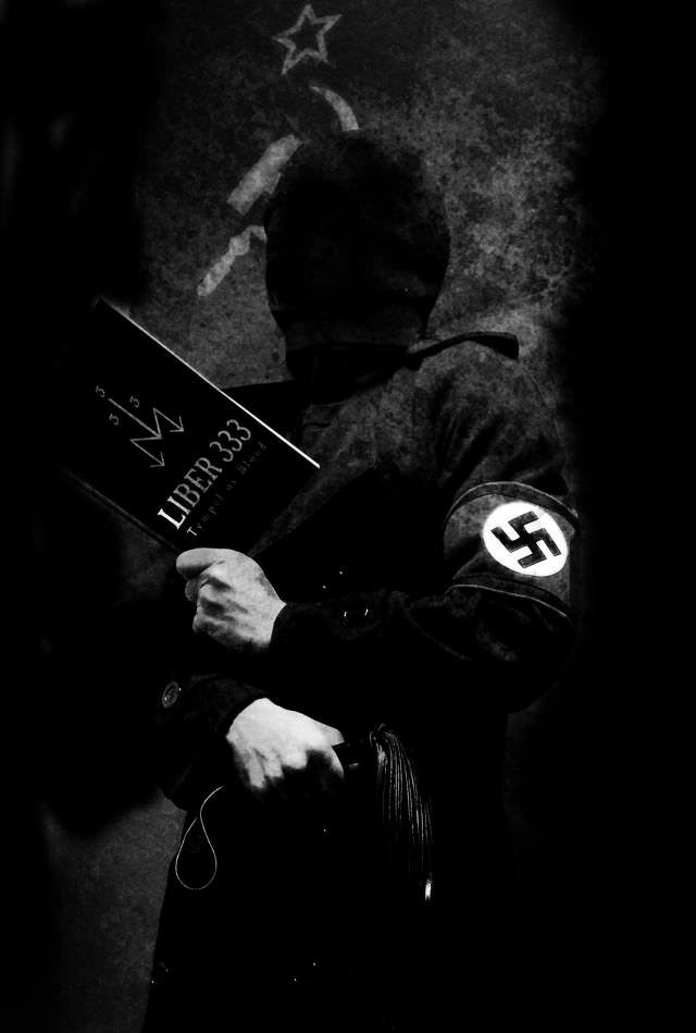 Nazi Satanist Cults Want Your Blood