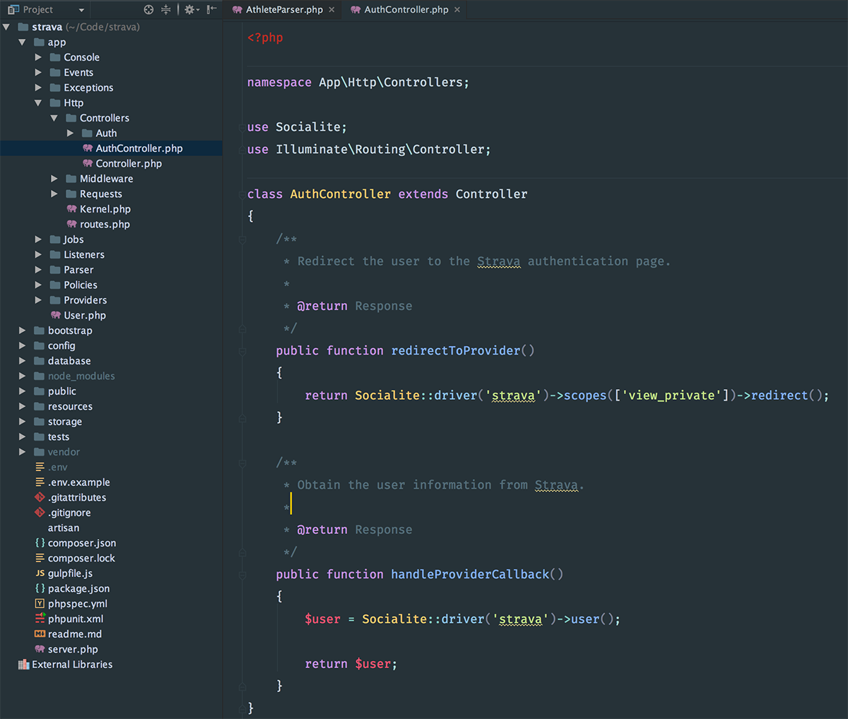 best phpstorm themes