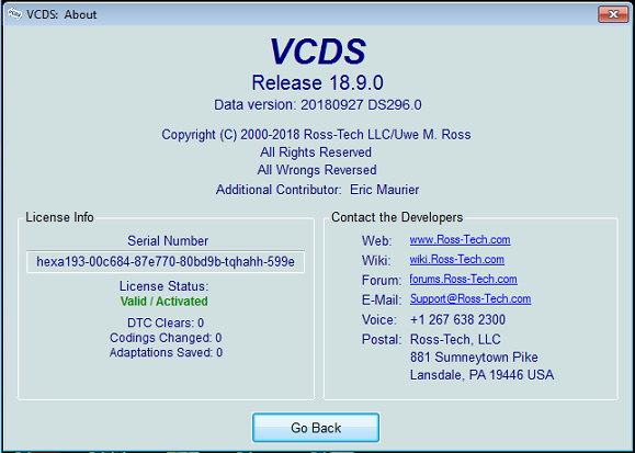 vcds 17.8.0