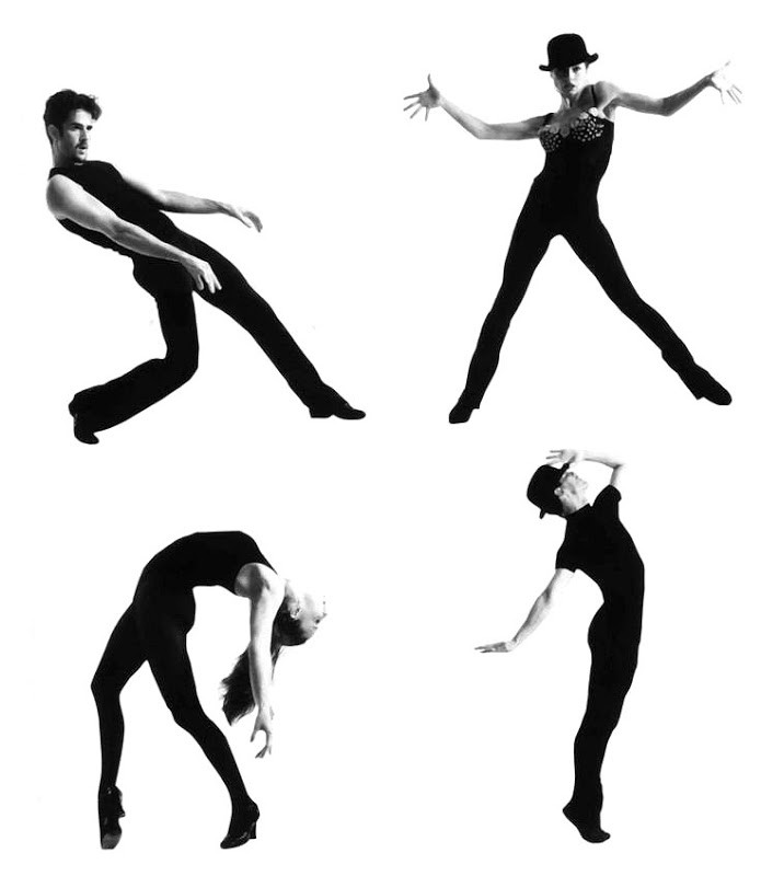 a comparison between the elements of jazz choreography of bob fosse and kate jablonski