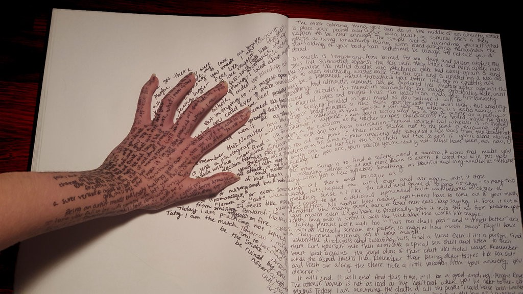 Even More On Double Standards >> The Power of Writing : How The Preached Transforms The Preacher