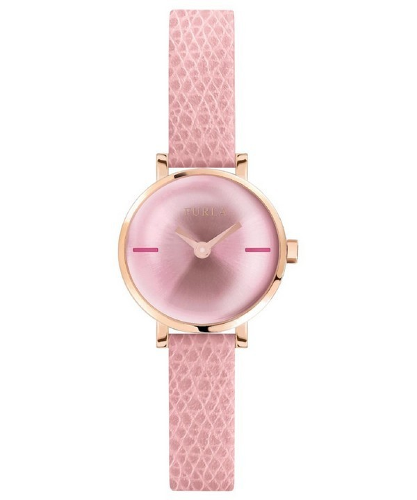 6b2ae85e2d This women's watch Furla Mirage Quartz R4251117504 Women's Watch, is  designed with a soft leather band and stainless steel case to entice the  beautiful ...