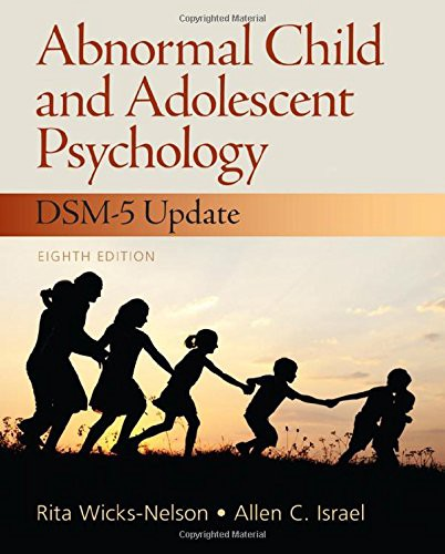 Download Pdf Abnormal Child And Adolescent Psychology Blog On