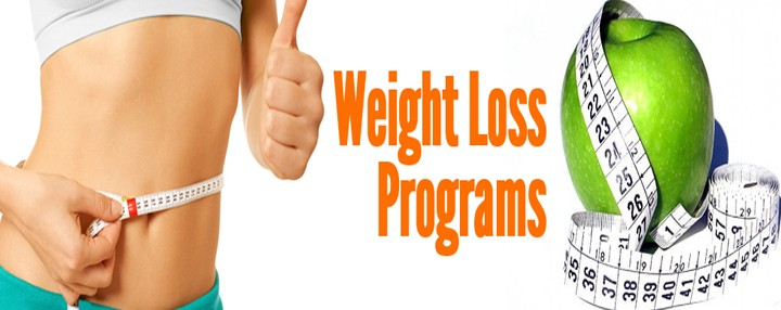 Weight loss programs or lose weight in the right way