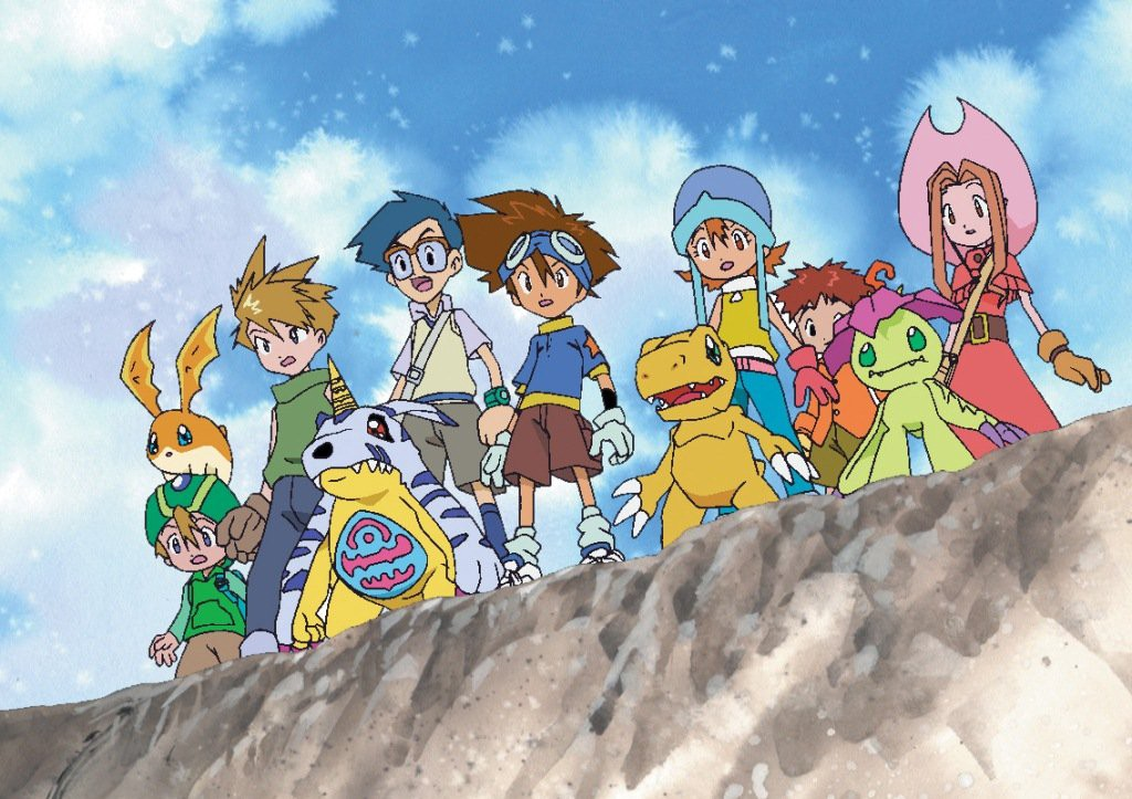 how many digimon seasons are there