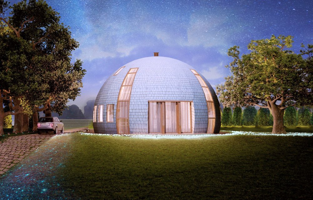 A dome to withstand the harshest climate science editor for Tomorrow homes
