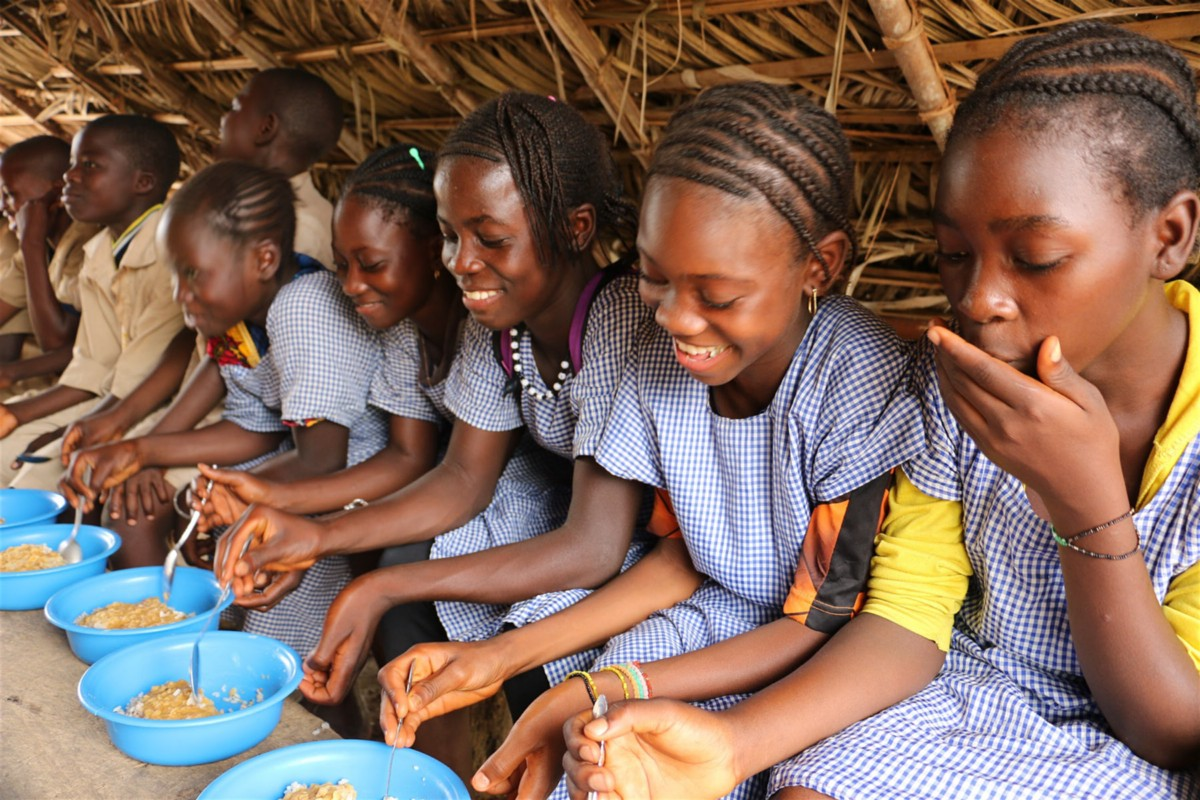 LIFE IN A GUINEAN VILLAGE – WFP West Africa – Medium
