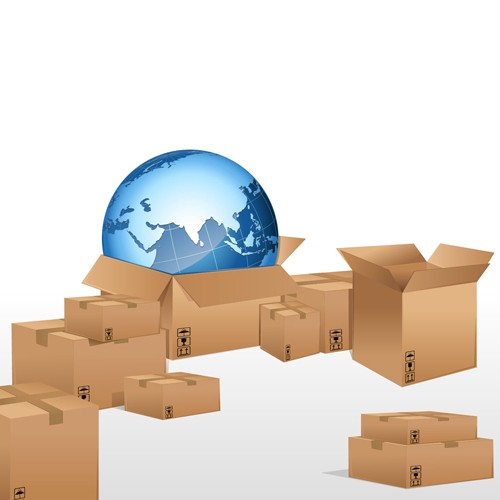 What is the meaning of logistics in today's Information Technology
