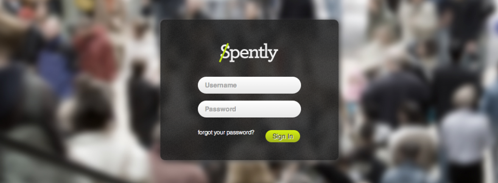 Spently Log In