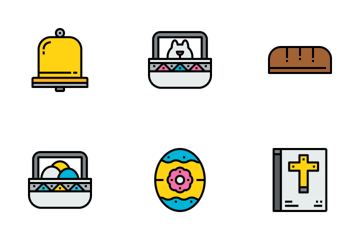 Easter Icons by Unlimit Icon