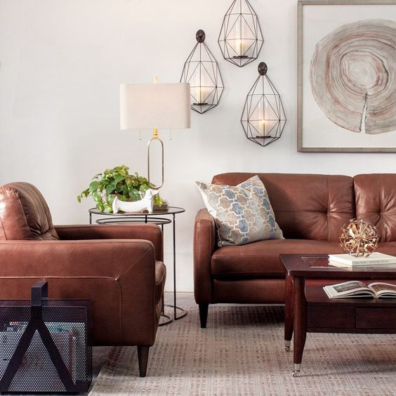 Though leather furniture is made to last that doesn\u0027t mean it doesn\u0027t require some general care. This post will go over the basics of caring for your ... & Weathering Leather: How to Care for Your Leather Furniture