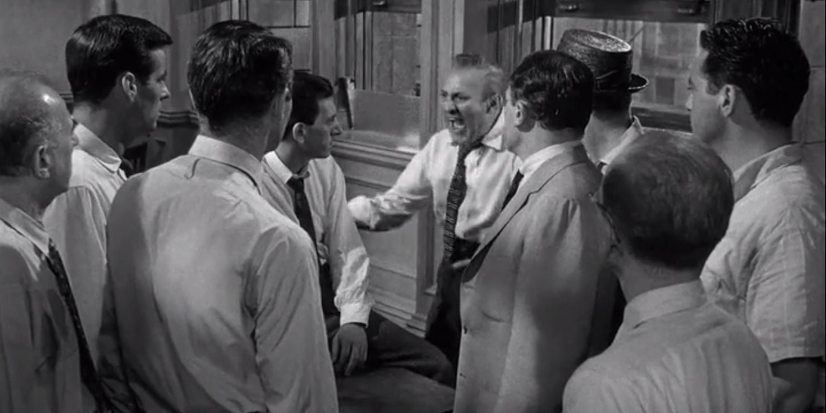 12 angry men conflict resolution Various emotions for successful conflict resolution detailed analysis of dominant emotions, network dynamics and its impact on conflict resolution provides insight.