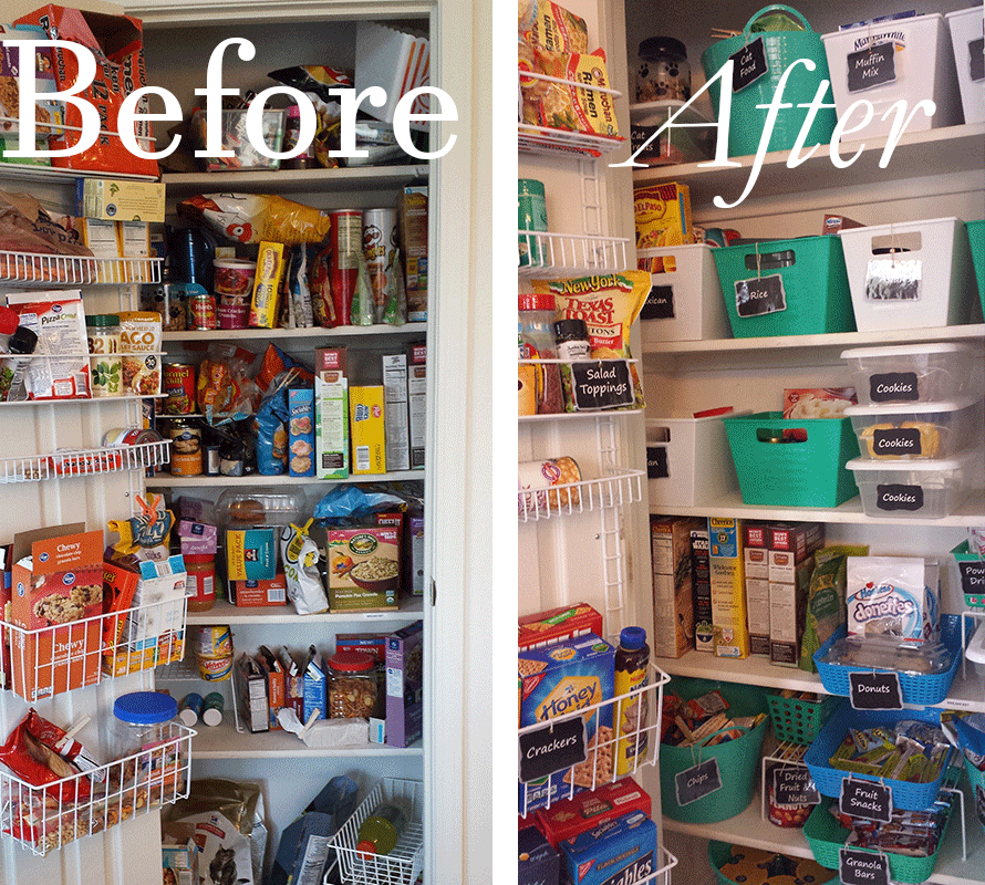 I Used To Open The Pantry Door And Stand There For 20 Minutes Felt Like Hours Wondering What Cook Or Eat