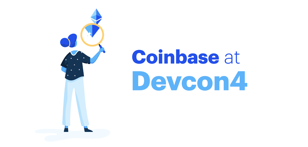 Coinbase at Devcon4 – The Coinbase Blog