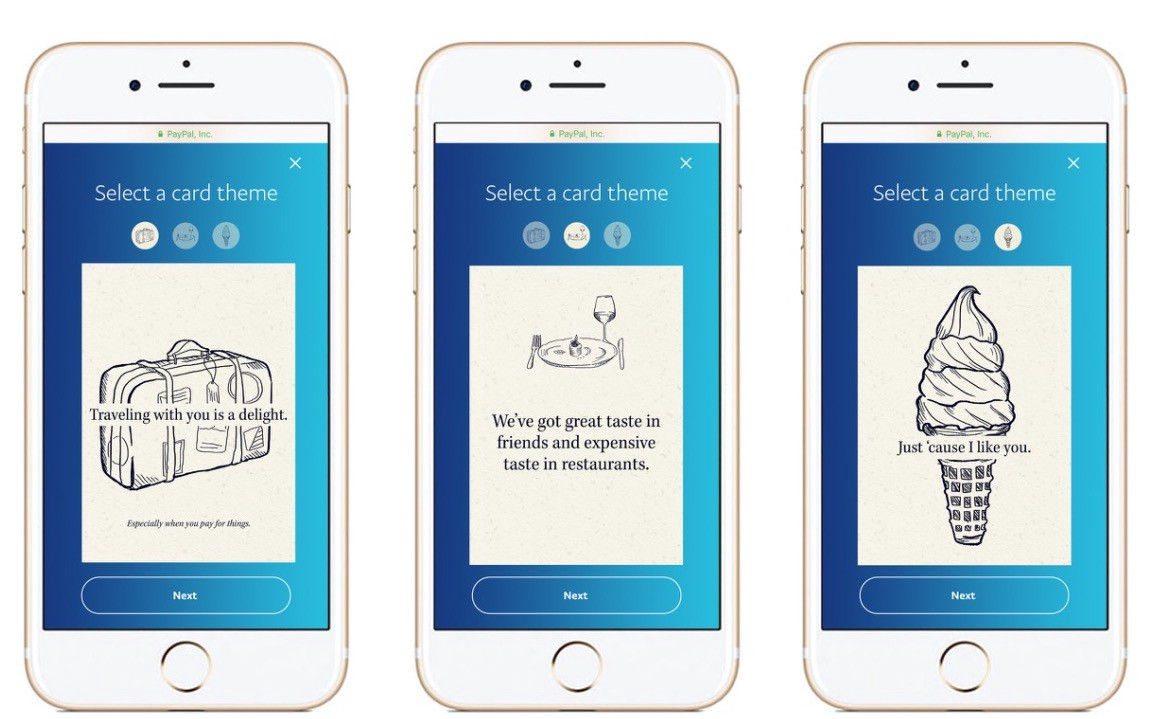 PayPal has new way to share money creatively – Jared Mercer