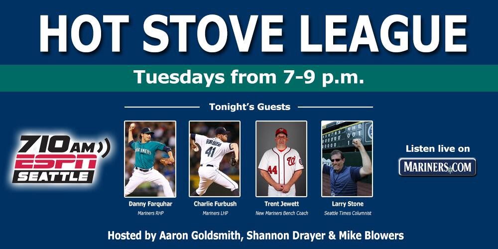 Hot Stove League Radio Show Rewind – From the Corner of ...