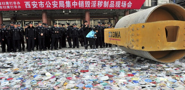 whack a mole a brief history of music piracy in china