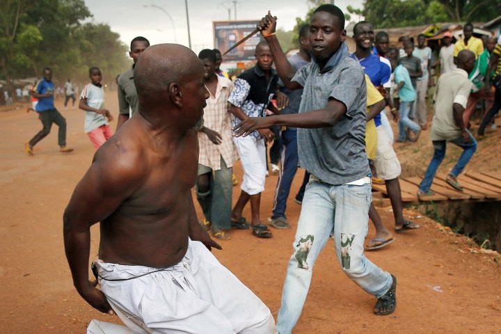 religious violence in nigeria (rns) ongoing violence in nigeria has exacerbated tensions between the country's muslims and christians nigeria has equal numbers of christians and musl.
