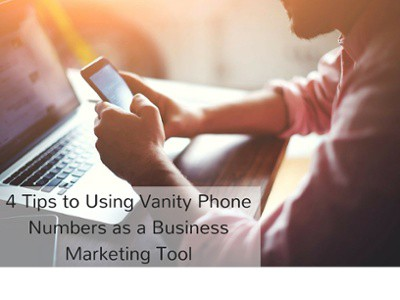 And, Vanity Phone Numbers Can Redirect From Existing Local Numbers To Keep  Community Branding Intact.