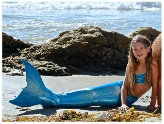 Choosing A Swimmable Mermaid Tail — Plastic Rubber Tails