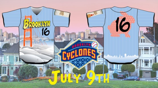 Brooklyn Cyclones Honor Full House to the Fullest