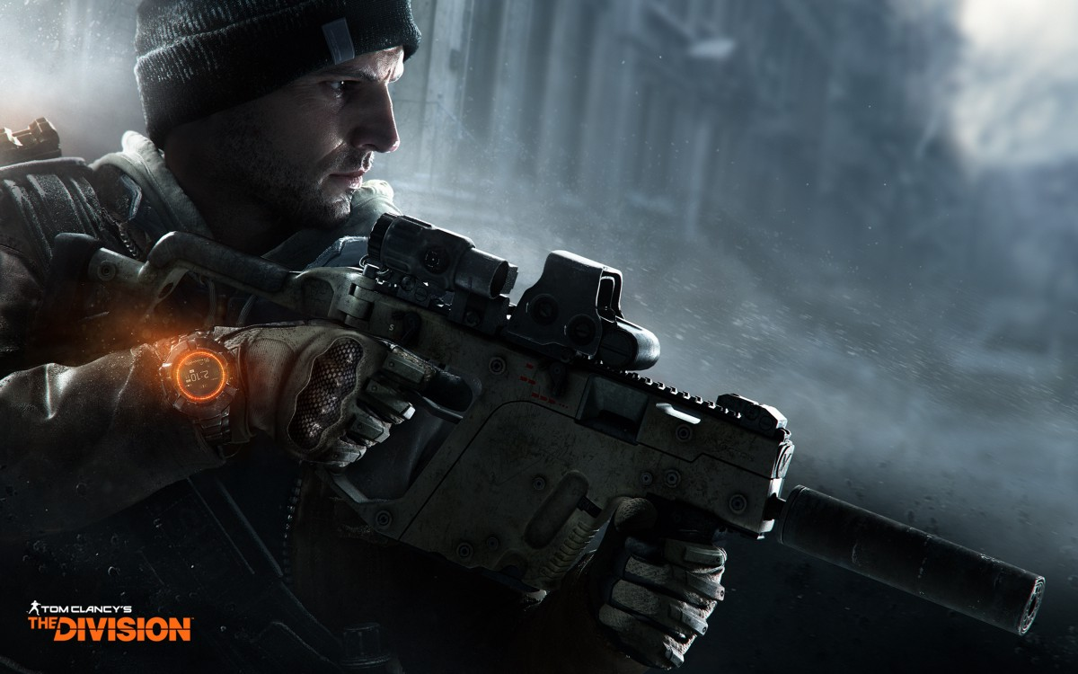 First Impressions of The Division