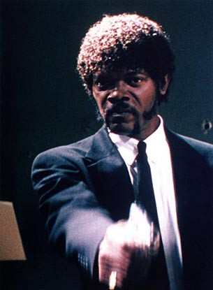 Great Character Jules Winnfield Pulp Fiction Go Into The Story