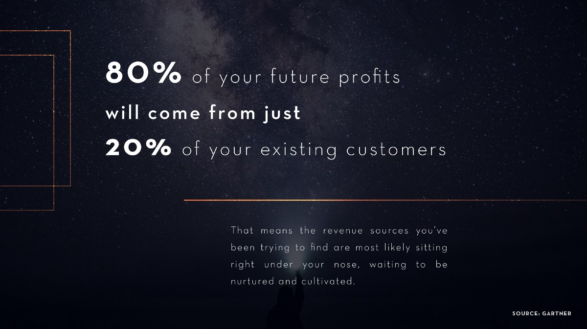 Quote Key figures Customer Retention