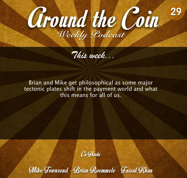 Around The Coin (Podcast)