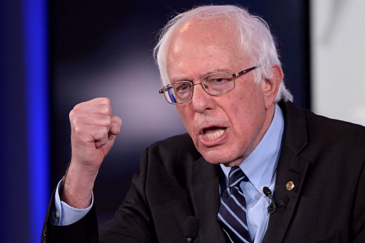 Image result for 'CPAC for progressives': Bernie Sanders and others debate the left's big ideas